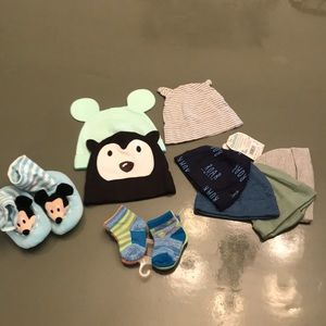 Other - Baby boy accessories